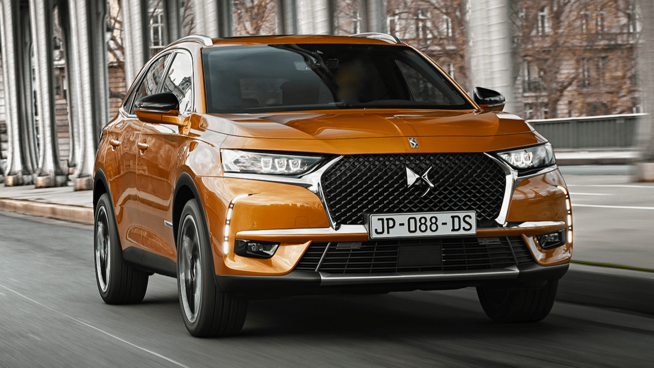 7 maddede DS 7 Crossback: Lexus made in France