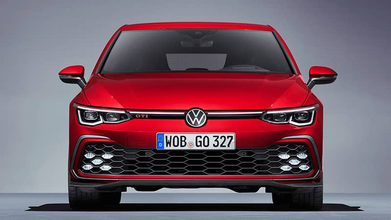 VW Golf GTI 2020 arabazzi